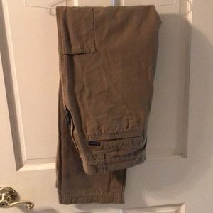 Men's Columbia khaki pants